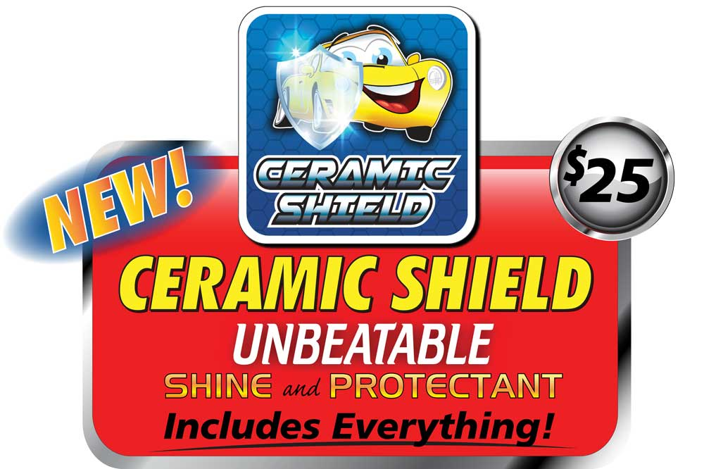 Ceramic Shield